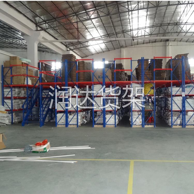 东莞广州仓储货架平台诠释驶入式与流利式结构应用区别