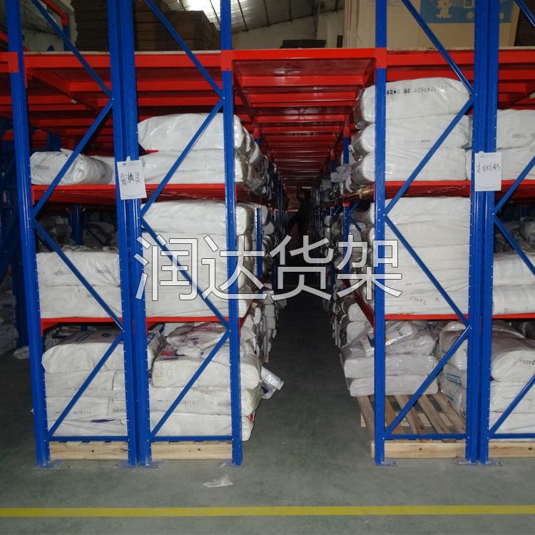 阁楼平台式货架的设计,润达从原材料开始!