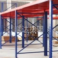 仓储货架中货架阁楼项目介绍