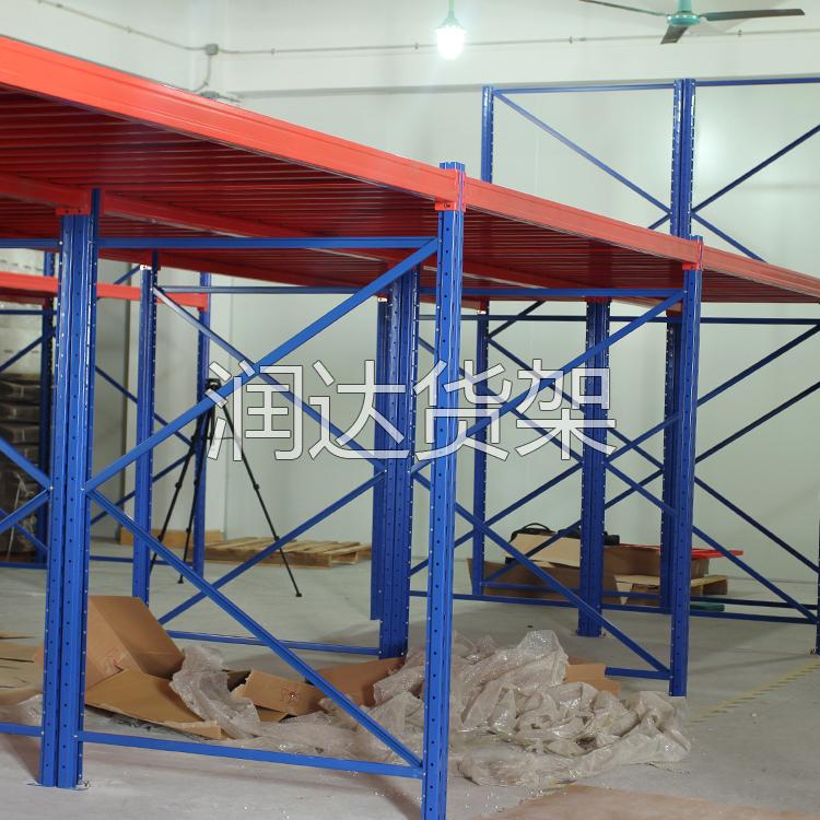 钢阁楼平台是怎样组成的