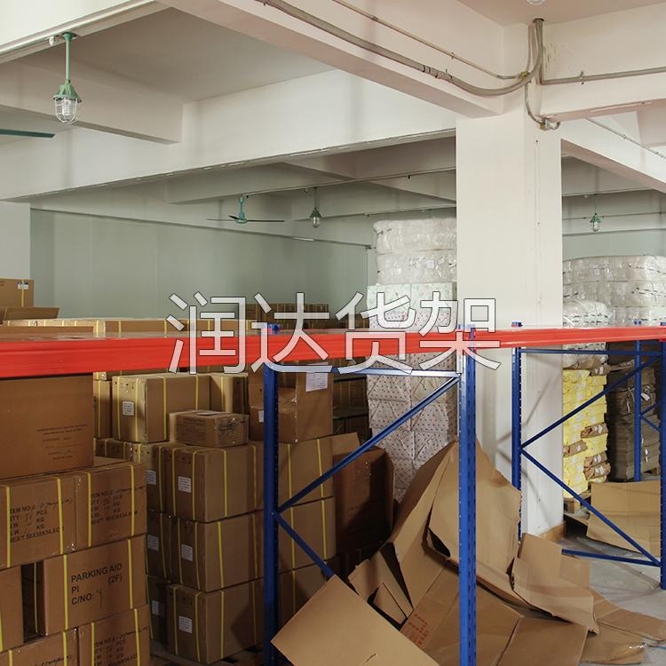 仓储货架中货架阁楼项目介绍2013-12-17