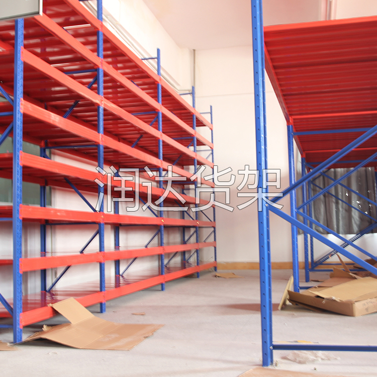 广州仓库平台式货架订制 润达厂家10年专卖