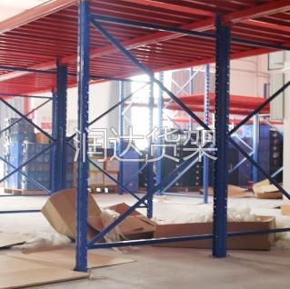 阁楼式货架的安装流程和注意事项