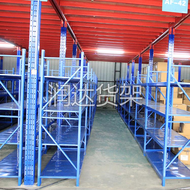 层积式货架的特点和用途有哪些? 广州润达货架厂