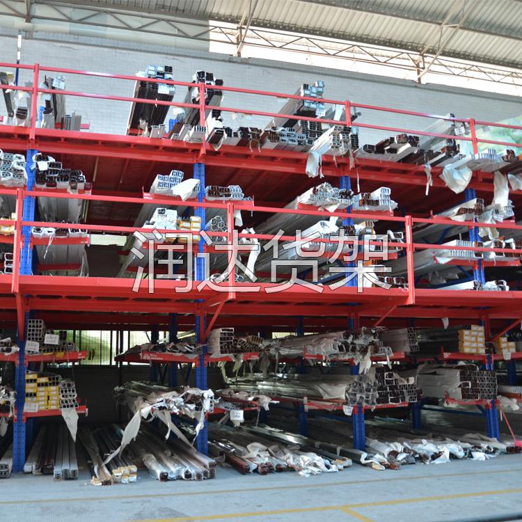 生产阁楼式平台货架系统的特点、应用