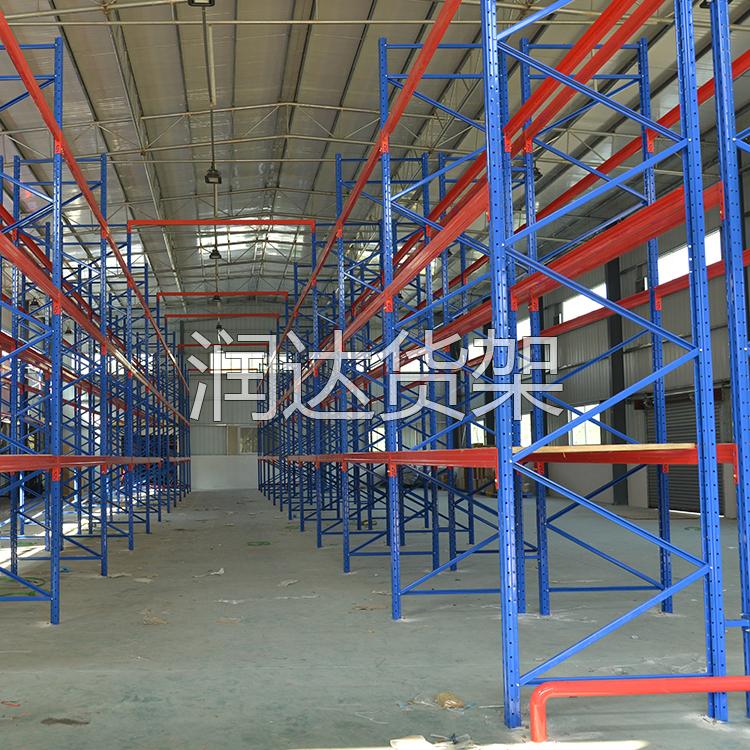 润达货架:货架从适用性及外型特点上可以分为如下几类