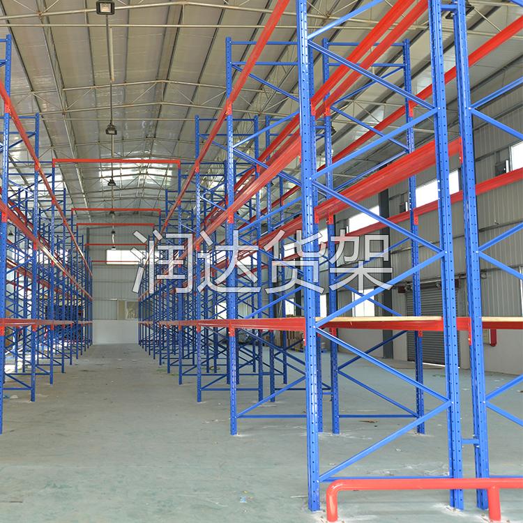 货架知识:解析横梁式托盘多层货架主要特征及应用2012-5-3