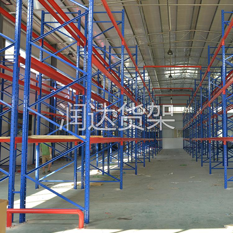 广州联邦货架告诉什么是叉车挡货架
