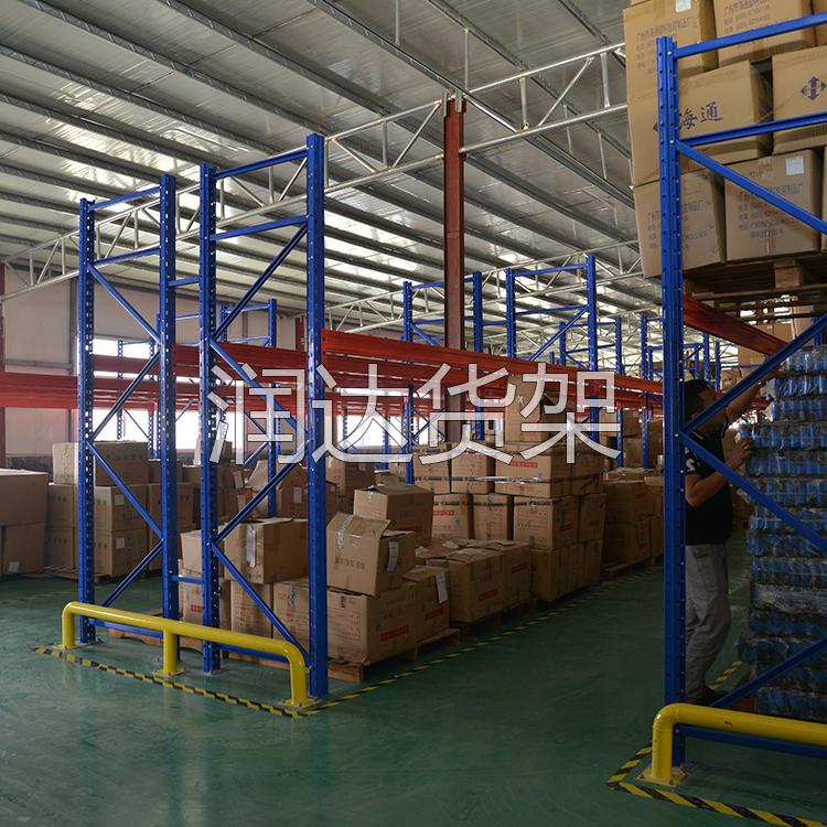 【润达货架】货架重型对电商商场的效果