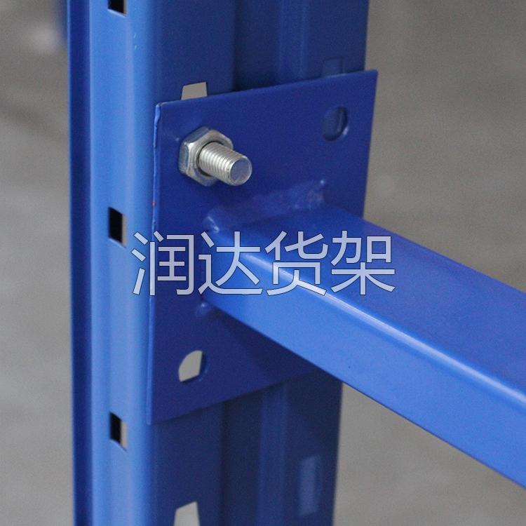 广州重型横梁式货架的除锈方法