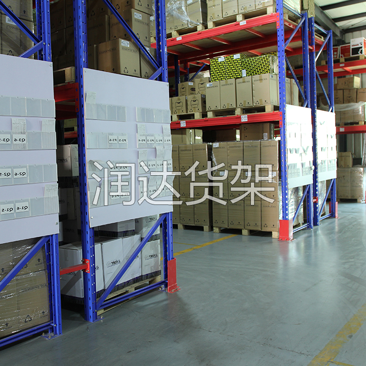 高货架存储密度大,提升空间利用率 广州润达货架工厂