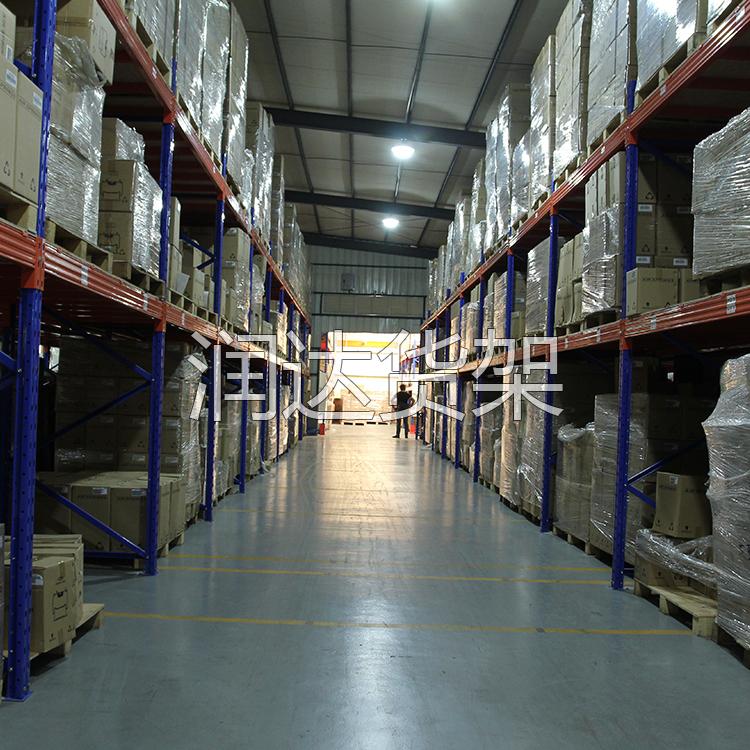广州润达-重型货架的结构特点