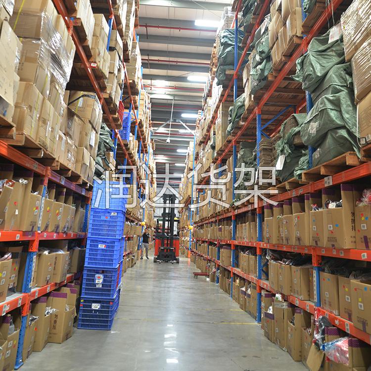 ·关于重量型货架的结构及安装方法