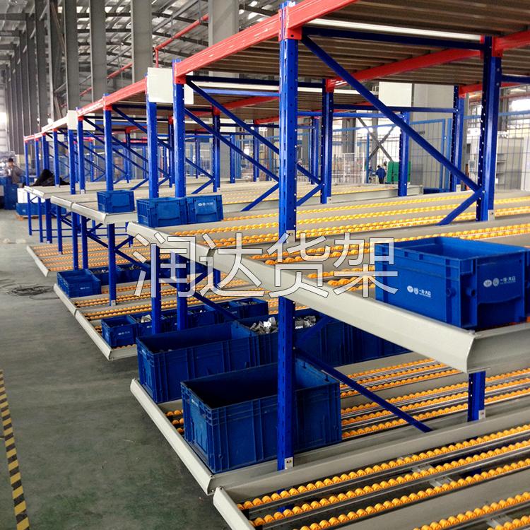 自动化仓库货架的介绍