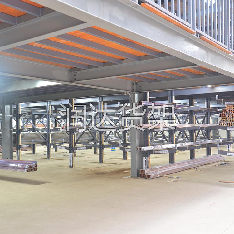 佛山仓储货架之灵活运用的悬臂支架
