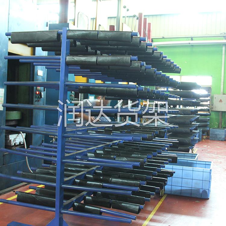 润达货架:对于货架仓储管理系统应用