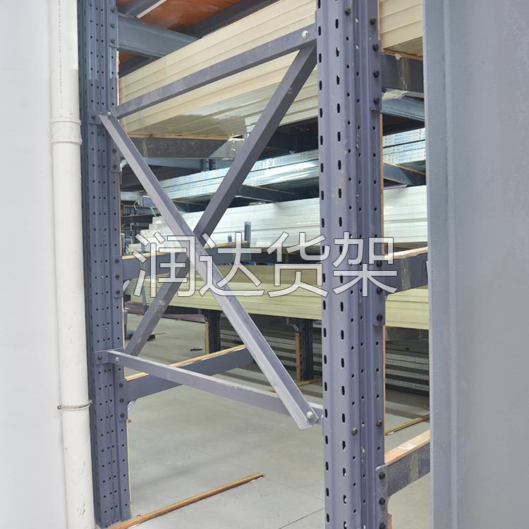 原材料货架的生产工艺