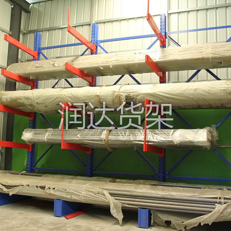 ·广州货架厂悬臂货架的优缺点
