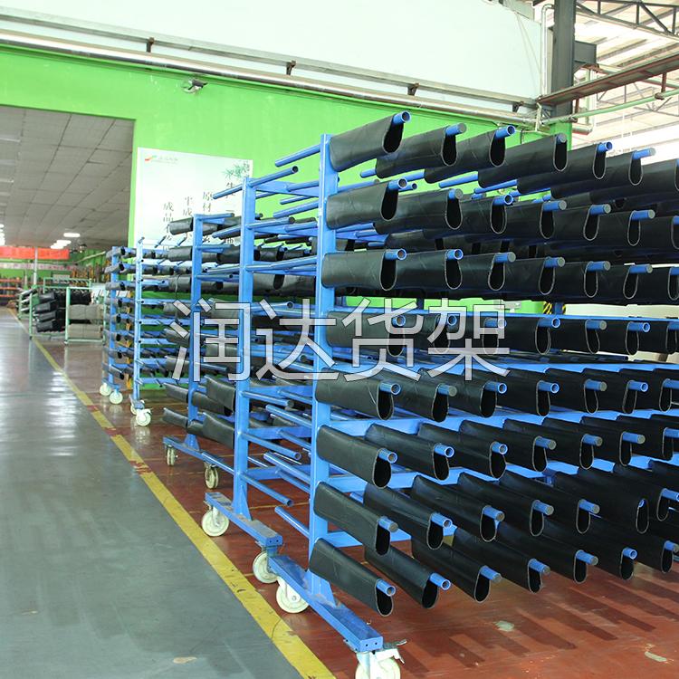 广州超市货架方管货架