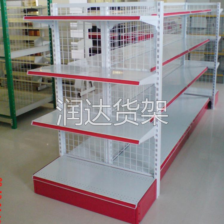 广州超市用货架陈列时应该注意哪些事项?