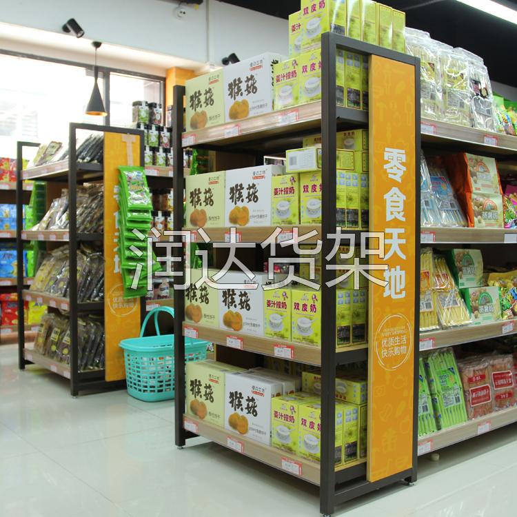 买便利店货架选润达!便利店货架的5S管理应该怎么做?