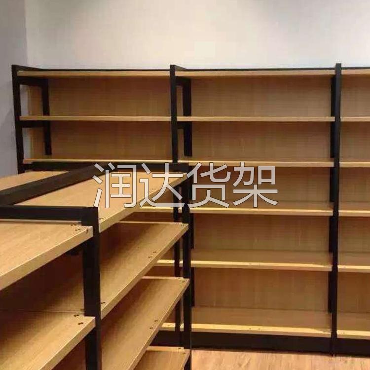 ·广州润达货架对铁木货架的摆放建议
