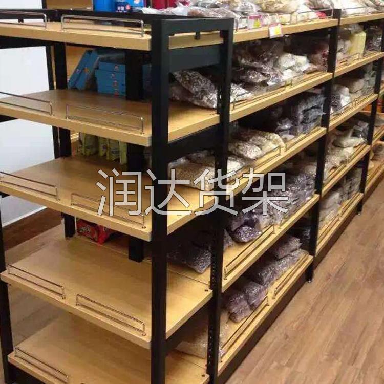 优秀的零食专卖店需要专业的休闲食品货架