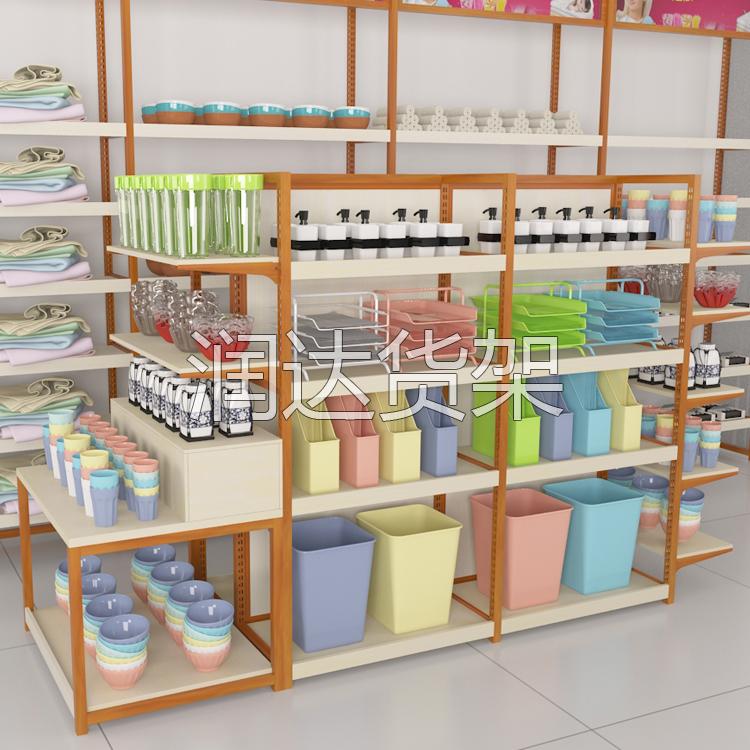 广州货架超市进口零食货架