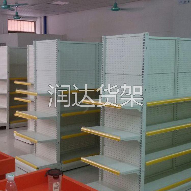 广州润达仓储设备供应超市圆形货架