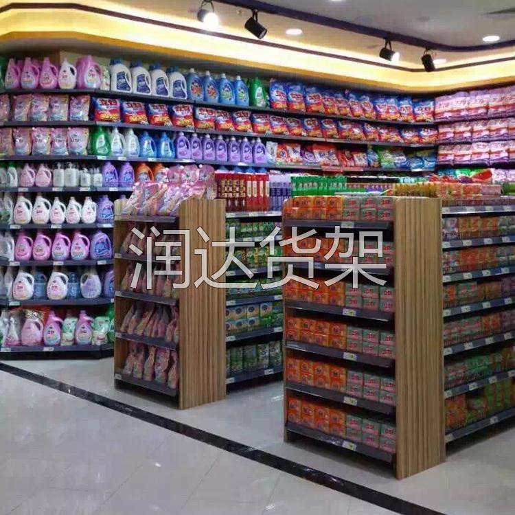 怎么去选择实用美观的超市用货架