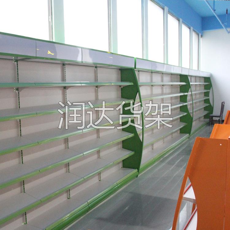 奶粉货架的灵活设计-广州润达货架公司