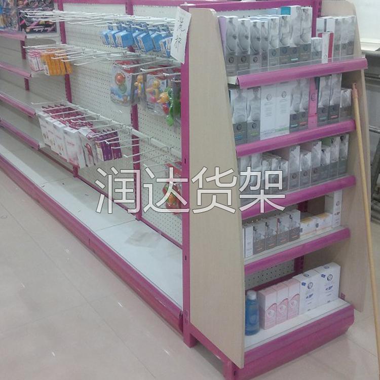 医院药房货架标准-药房药店超市货架厂家-广州润达设备