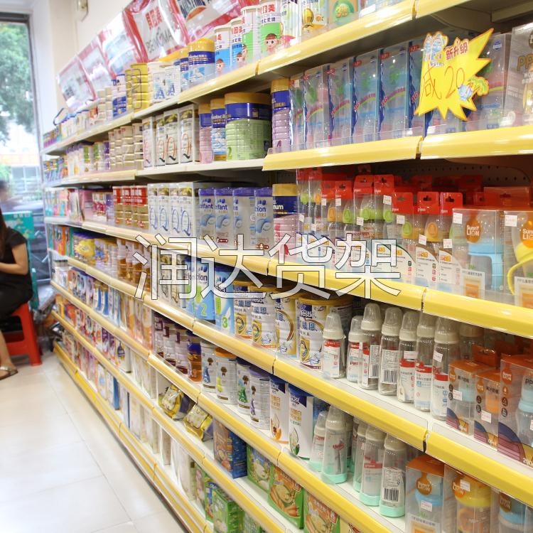 超市货架除了外观,还有哪些其他特点?