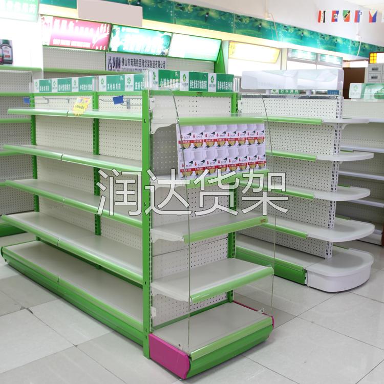 奶粉店货架行业的产生及分布