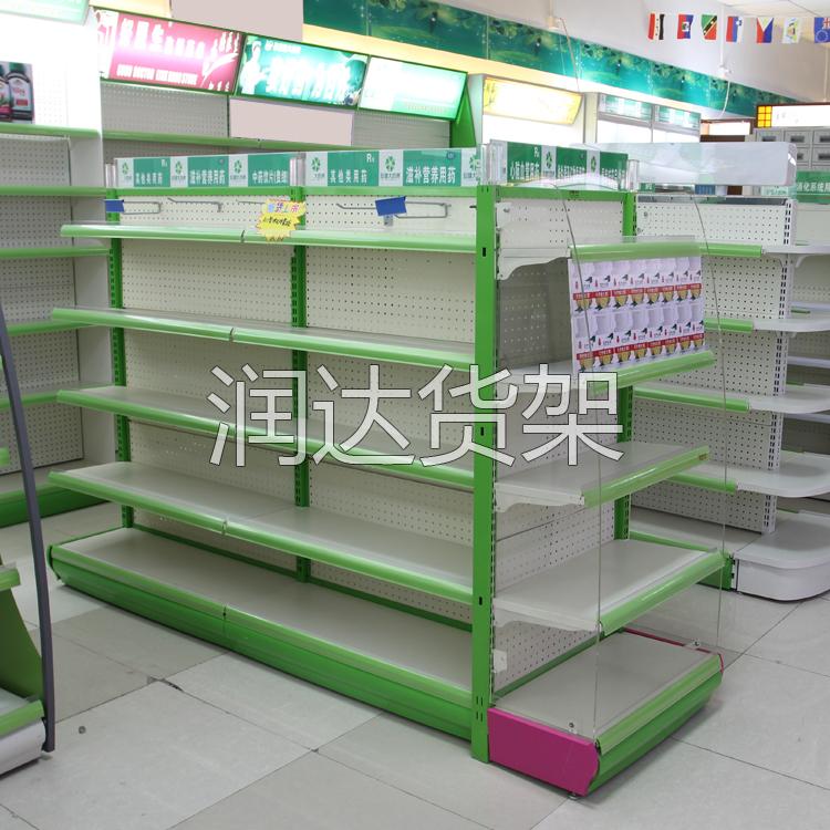 药店超市货架如何正确保养?